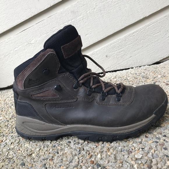 ca04fb01e85 Columbia Men's Newton Ridge Plus Hiking Boot 12